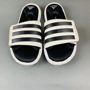 Men's Slippers- Adidas-  Size 12.
